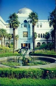 Прекрасный дворец
