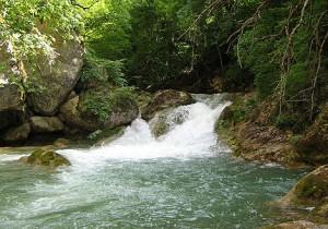 Чернореченский каньон – одно из удивительных мест Крыма
